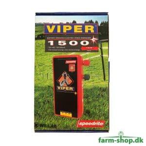 Viper 12V Batteri Spændingsgiver (2,0 J)