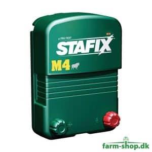 Stafix 230V strømgiver til stødhegn (4J)