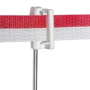 Ekstra isolator til flytbar hegnspael (10 stk)