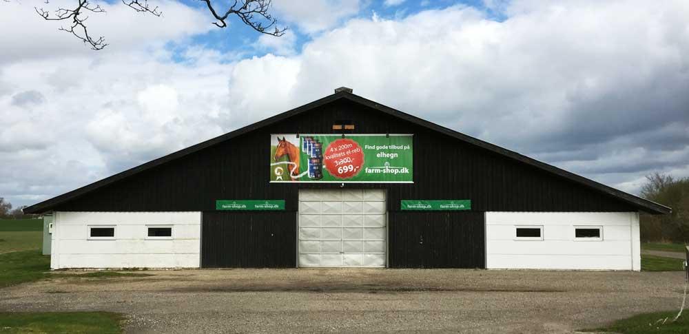 Farm-shop.dk - hurtig levering af elhegn fra eget lager