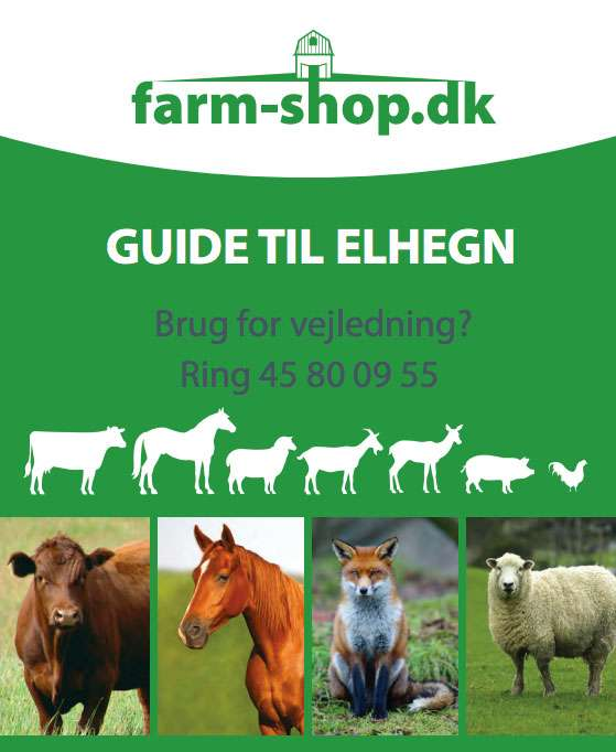 Guide til elhegn - gratis download