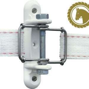 Hjørne isolator til polytape/hestebånd (2 stk)