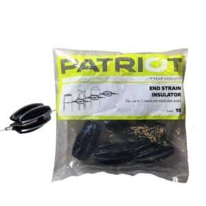 Hjørneisolator Patriot (10 stk)