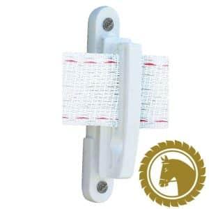Bånd-isolator til 40mm hestebånd (25 stk)