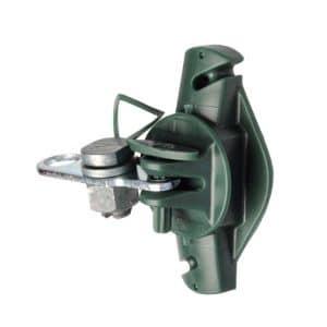 Isolator til ledhåndtag – Ledanker m. trådsamlerbolt (10 stk)
