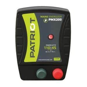 Patriot PMX200 strømgiver 230V (2J)