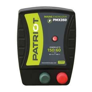 Patriot PMX350 spændingsgiver 230V (3,5J)