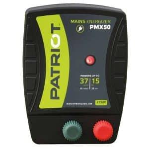 Patriot PMX50 strømgiver 230V (0,5J)