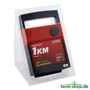 Speedrite S80 Solcelle strømgiver m/batteri (0,11 J)