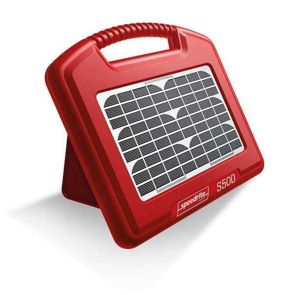 Elhegn med solceller