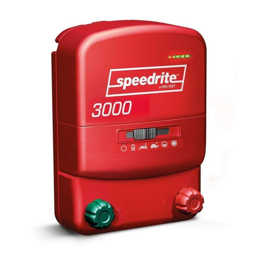 Speedrite 1000 strømgiver 2230V/batteri (3 joules)