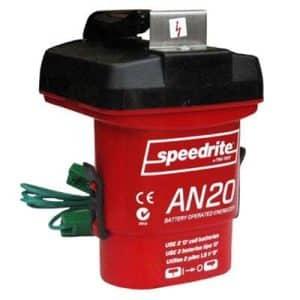 Elhegn til smådyr & fjerkræ på batteri (0,04J)