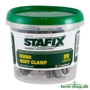 Trådsamlerbolt / Wire samler Jumbo Stafix (20 stk)